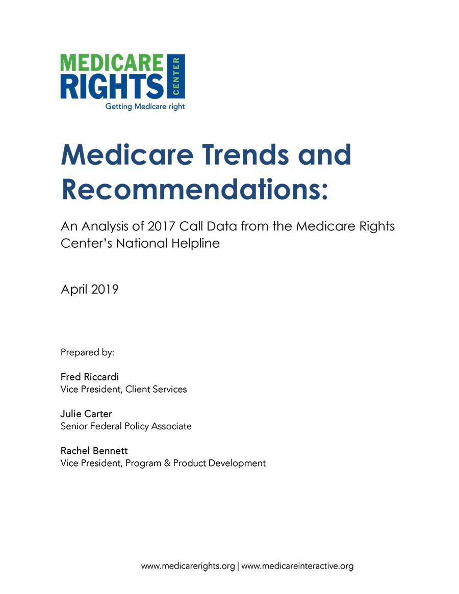 Helpline Trends Report